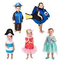 Envío Gratis. Disfraz De Niño Y Niña. Dory, Pepa, Patrulla.