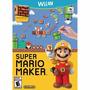 Juego Super Mario Maker Para Wii U Fisico Nuevo Original