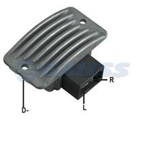 Regulador De Voltagem 14v 90a Kia Besta Gauss Ga126