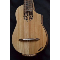 Guitarra De Viaje Acústica Tatú ¡cuotas Sin Interés!