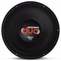 Alto Falante Oversound Insanno Duo 12 2600w X Ultravox Eros