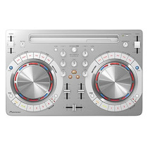 Ddj-wego3-w Multi-color, Compact Dj Software Controller