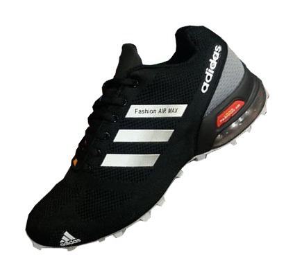 best cheap 4db11 1a413 Tenis Zapatillas adidas Fashion Ii Negro Gris Hombre 2018 -  158.909 en  Mercado Libre