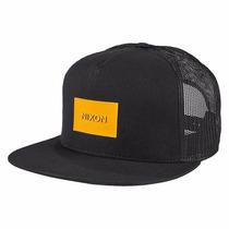 Gorra Nixon C2167-293-00 Trucker Team Black Yellow