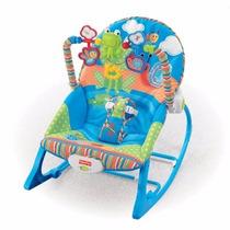 Cadeira Crescendo Comigo Sapinho Fisher Price - Promoção