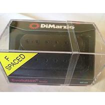 Captador Dimarzio Evolution Bridge Dp159 F-spaced Preto Usa