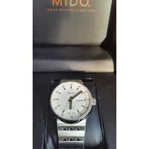 Mido All Dial Ad1 Automático Coliseo Romano,estuche Ref.8330