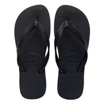 Fight For Your Right Ojotas Havaianas Originales Mujer Negro