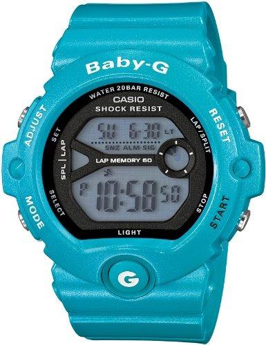 67ae2fe93b9b Casio Baby-g ~ Para Correr ~ Reloj Para Mujeres Bg-6903-2jf ...