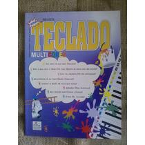 Apostila Teclado Multi Cores- Musica De Cazuza- Nº 1431