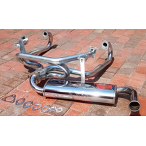 Kit Headers Deportivo Pancho Vocho Carburado Miller Vw