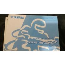 Manual De Usuario Ybr 250 Yamaha