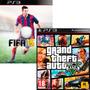Fifa 15 + Grand Theft Auto V Oferta Ps3 Oferta