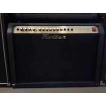 Amplificador Roller Guitarra 150 W Rms 2x12 Reverb + Foot S