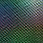Carbonos - FC21 - Rainbow Art - Ancho 1m