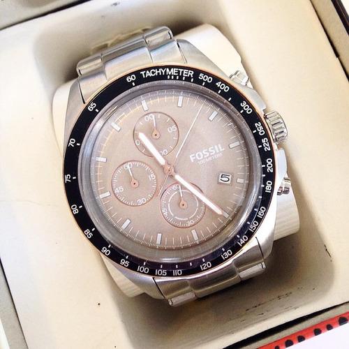 0a54a4b6450c8 Relógio Masculino Marca Fóssil - Preço De Custo Original - R  602,00 em  Mercado Livre