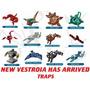 Bakugan New Vestroia Traps Modelos Varios Consulta !