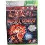 Mortal Kombat Komplete Edition ! X- Box 360- Minijuegosnet