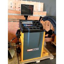 Maquina Balanceadora Tiremach 968b Balanceo