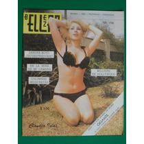 1968 Claudia Islas Sexy Bikini En Portada Revista Bellezas
