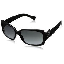 Gafas De Sol Guess 7245 Blk-35 - Lente Negro Marco Negro
