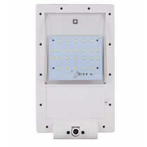 Lampara Solar Led 24w Automatica Recargable Encendido 8 Hrs