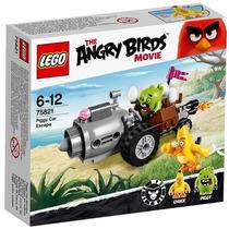 Lego Angry Birds 75821 Auto De Los Cerdos