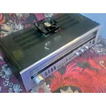 Amplificador Radio Casero De Potencia Sansui Mod R-7