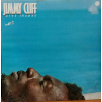 Jimmy Cliff - Give Thankx - 1991 (lp)