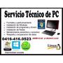 Servicio Técnico De Computadoras,laptop, Instalación Windows