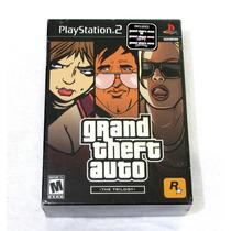 Trilogia Grand Theft Auto Nueva Sellada Gta San Andreas Ps2