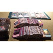Lote 80 Cartas Yugioh Originales