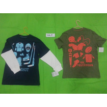Sueter Niño Carters / Gap / Old Navy / Children Place / Osk