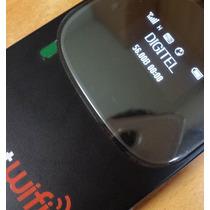 Bam Router Portatil H+ 3.75g Digitel Nuevo Con Linea 3.5gb