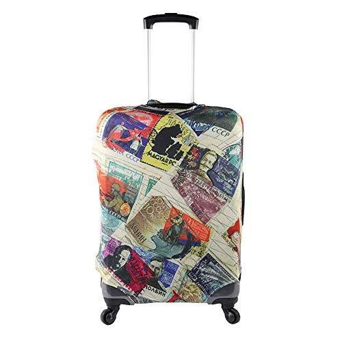 c4485b0b7 Funda Protectora Para Maleta De Viaje Compatible Con Maletas - $ 592.64 en  Mercado Libre
