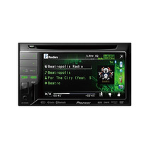 Estereo Pioneer Avh P3300bt Dvd Bluetooth Usb Sd Card Touch