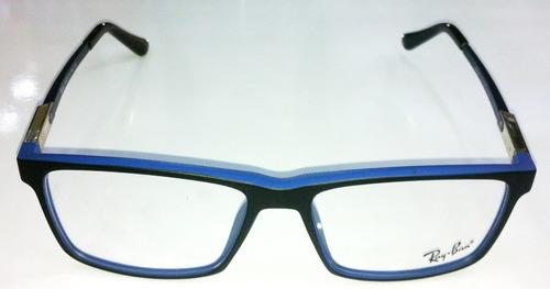 ray ban wayfarer azul e preto