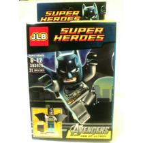 Lego Minifiguras Armables Batman Y Guason Heroes Lego