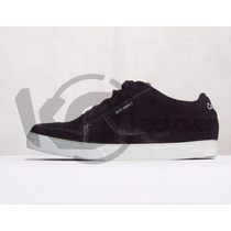 Zapatilla Sex Wax Daga Negro Skate Unisex Keel Over