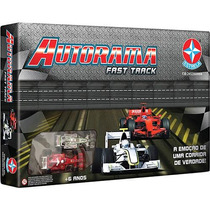 Autorama Fast Track 1302452000004-estrela