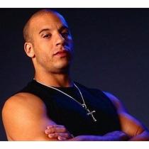 Cordão Cruz Dominic Toretto Velozes E Furiosos Prata 925
