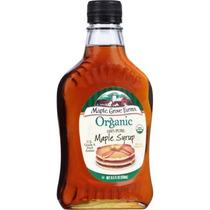 Maple Grove Granjas Organics 100% Puro Jarabe De Arce 8,5 Fl