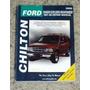 Manual De Taller Completo Ford Explorer 1995-2001