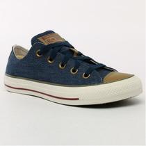 Zapatillas Converse Chuck Taylor All Star Line Ox Azul