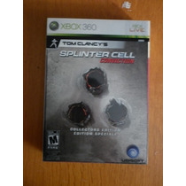 Splinter Cell Conviction Edicion Especial X-box 360