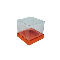 Caixa Cupcake Padrão - Colorida - Embalagem Com 10 Un.