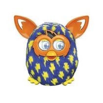 Boneco Pelucia Furby Boom Original Hasbro Fofinho A6120