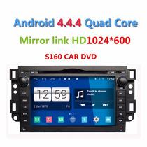Multmídia Captiva S160 Andorid 4.4.4 Tv 3g Wifi Gps Airplay.
