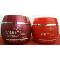 Kit Com 10 Unidades 5 Marsala + 5 Red Maribel