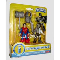 Superman Vs Metallo Super Friends Dc Imaginext Batman